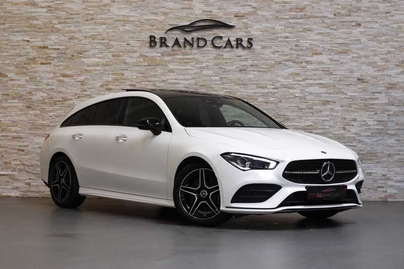 Mercedes-Benz CLA-Klasse Shooting Brake 220 Premium Plus | WIDESCREEN | AMG Pakket | Keyless entry | Massage stoelen |Panoramadak | Memory pakket | Burmester | Sfeerverlichting doorlopend | MULTIBEAM LED | Trekhaak | Vol opties afbeelding 4