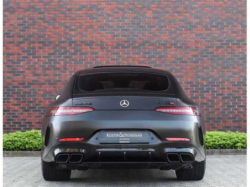 Mercedes-Benz AMG GT 4-Door Coupe 63 S 4MATIC+ *Dynamic Plus*widescreen*Head-up* afbeelding 24