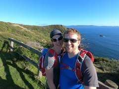 Takatu Point lookout