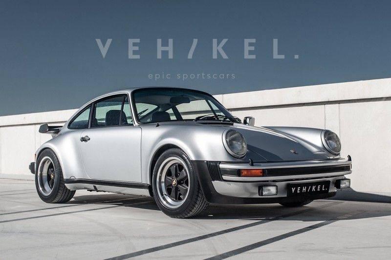 Porsche 911 930 3.3 Turbo Coupé // uitzonderlijk mooie staat afbeelding 9