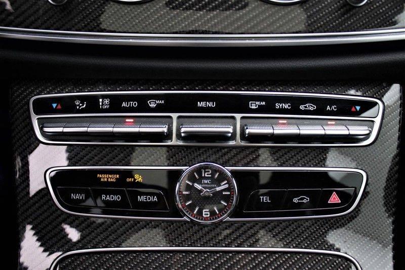 Mercedes-Benz E-Klasse 63 S AMG 4Matic-plus kuipstoelen pano carbon afbeelding 11
