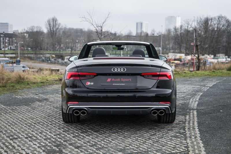 Audi A5 Cabriolet 3.0 TFSI S5 quattro | 354PK | Hoofdruimte verwarming | Trekhaak | Virtual Cockpit | Matrix LED | Camera afbeelding 6