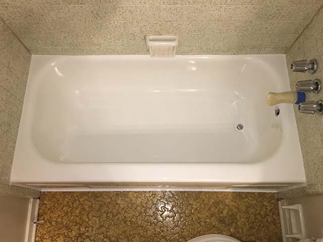 Bathtub 4 - After