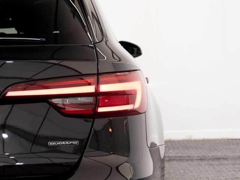 Audi A4 Avant 45 TFSI quattro S edition | 2x S-Line | Panoramadak | B&O Premium Audio | Head-Up Display | Trekhaak | Optiek Zwart | afbeelding 3