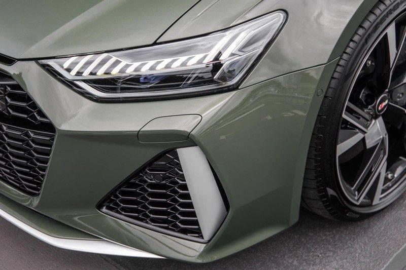 Audi RS6 Avant TFSI 600 pk quattro | 25 jaar RS Package | Dynamic Plus pakket | Keramische Remschijven | Audi Exclusive Lak | Carbon | Pano.dak | Assistentiepakket Tour & City | 360 Camera | 280 km/h afbeelding 23