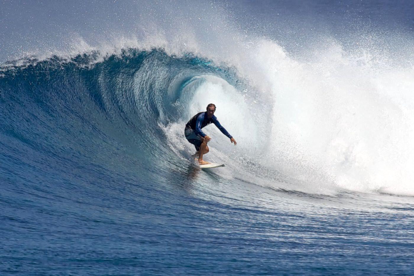 Blue Star Surf Charter Maldives Open Boat Waves