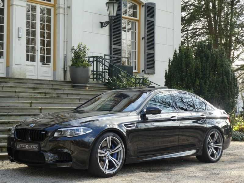 BMW M5 Competition Package afbeelding 1