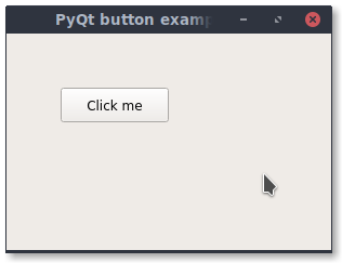 pyqt5 button | Python Tutorial