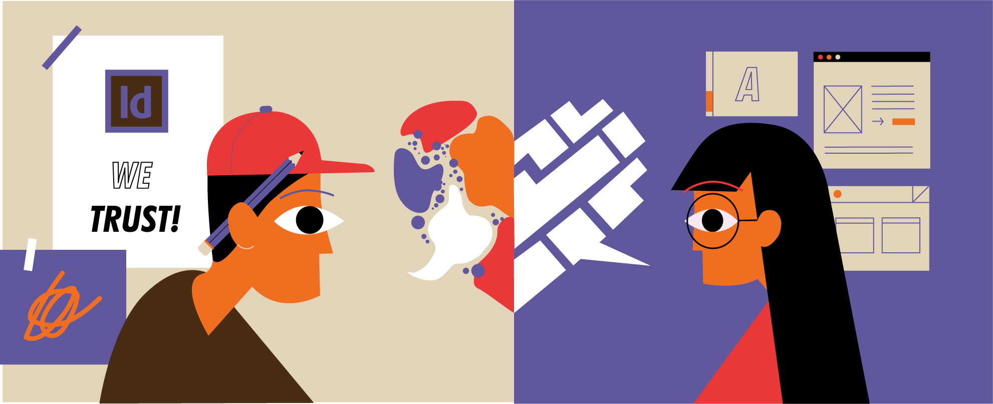 Here's the Key to Successful Collaboration between UX Designers and Developers