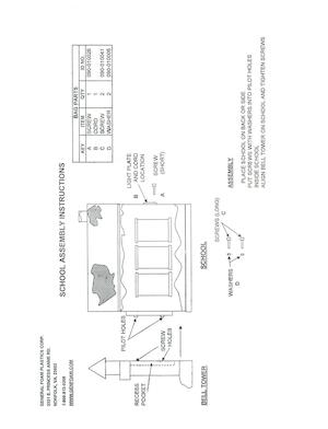 General Foam Plastics School #C1480 Instruction Manual.pdf preview