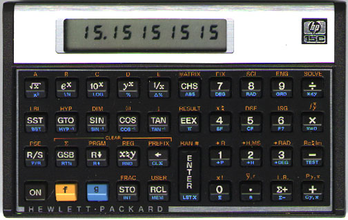 HP 15C