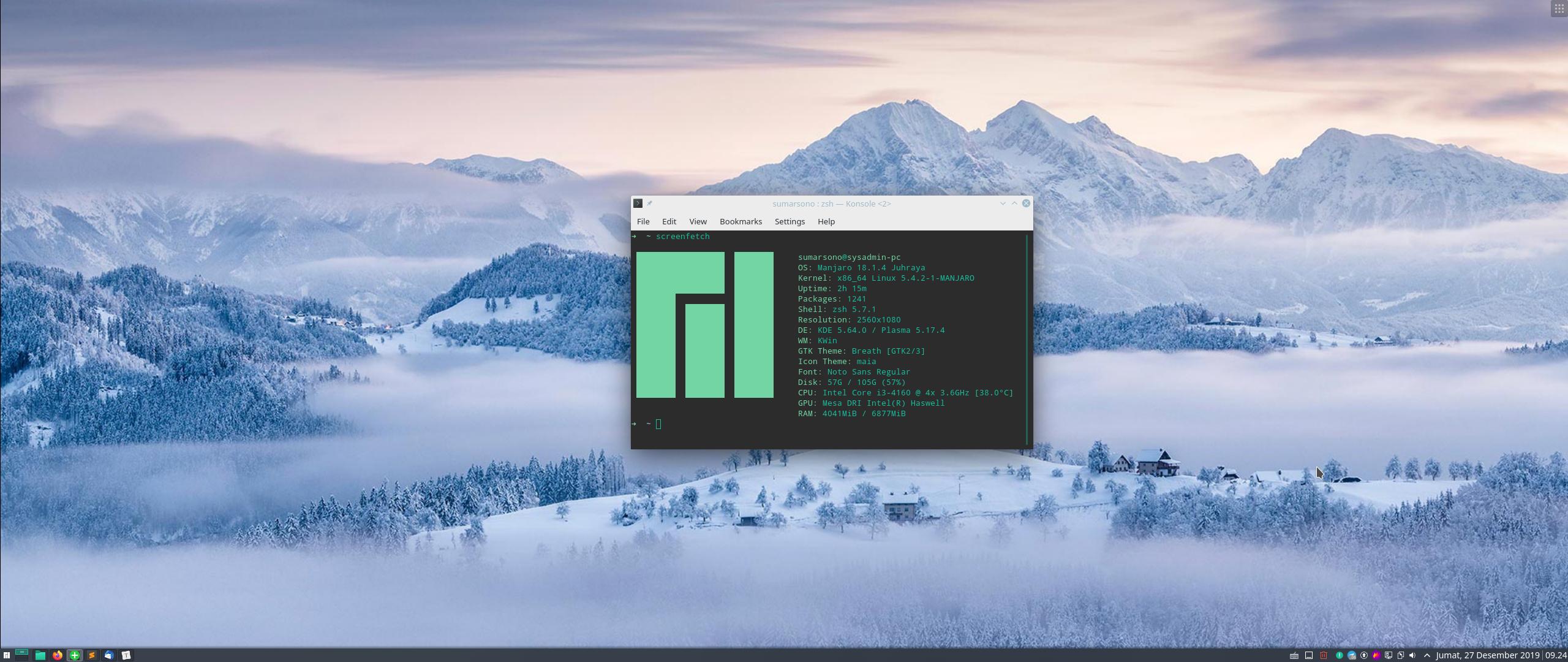 Desktopku