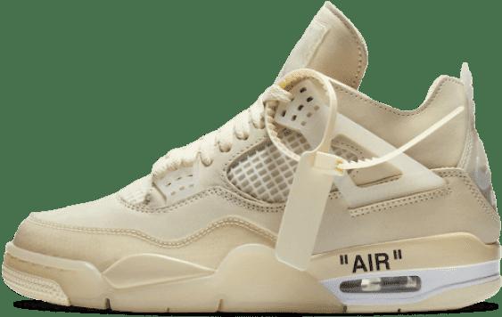 Nike x Off-White Air Jordan 4 WMNS