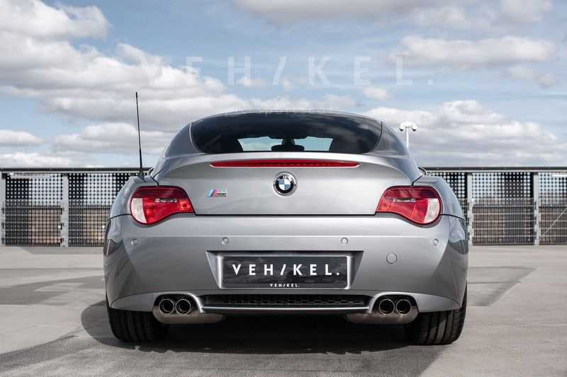 BMW Z4M Coupé 3.2 // Mint condition // Z4M afbeelding 8