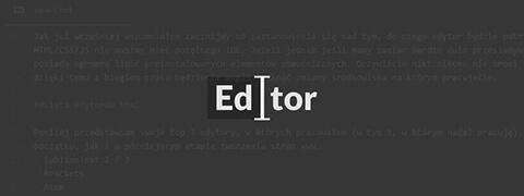 Edytory html