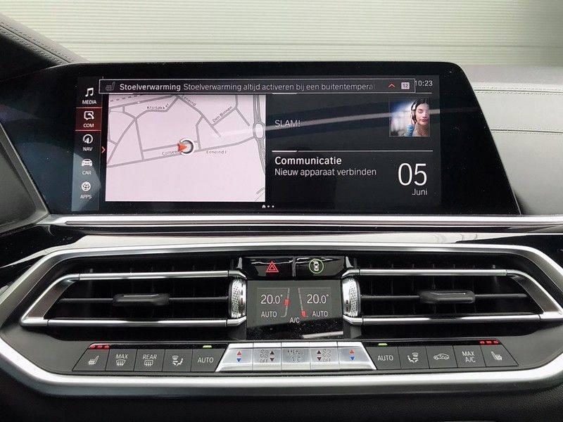 BMW X5 X-Drive VERKOCHT 3.0D 265PK, M-Sportpakket, Pano, Harman/Kardon, Massage, Head-Up, 360* Camera, Night Vision, Soft-Close, LMV'22 afbeelding 14