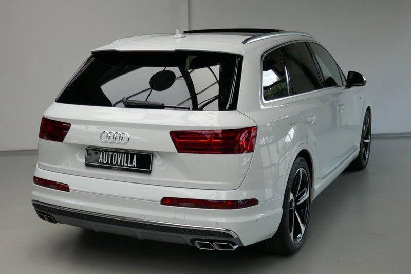 Audi SQ7 4.0 TDI Q7 quattro Pro Line + 7p afbeelding 5