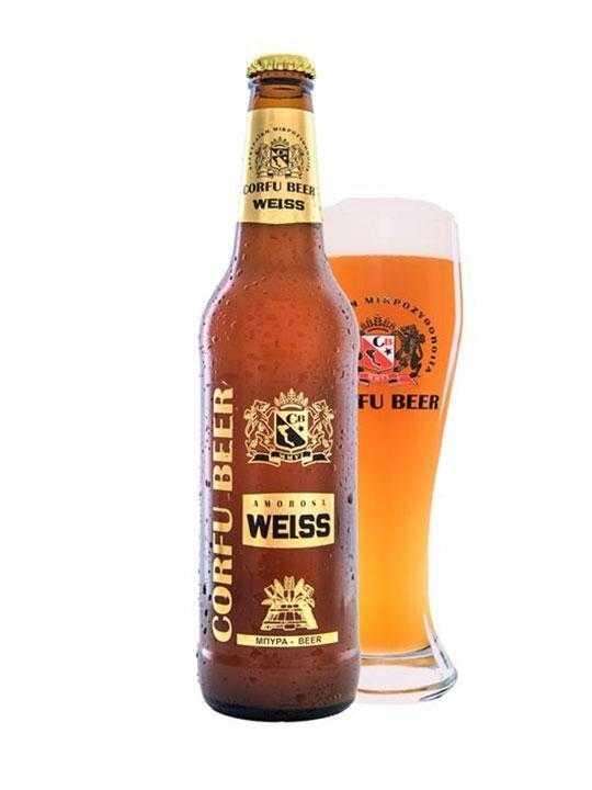 Μπύρα Amorosa Weiss - 0.50l