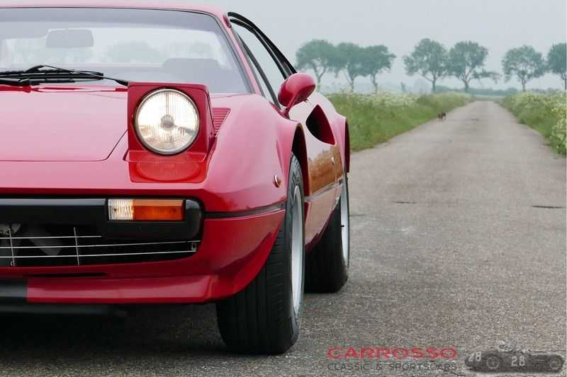 Ferrari 308 GTB Carburetor / Dry-sump afbeelding 15