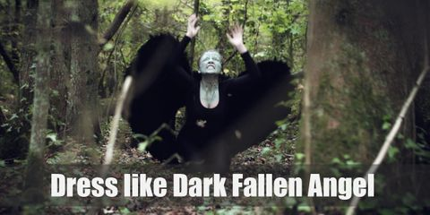 """""""Dark Fallen Angel is more of a fusion of different styles that give off a sexy and hardcore kind of vibe."""""""