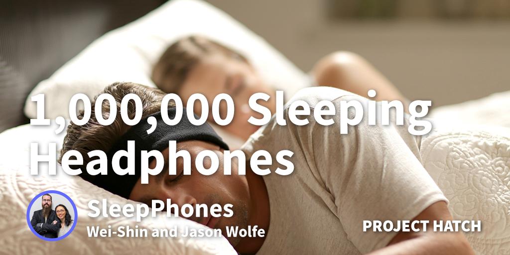 SleepPhones with Wei-Shin and Jason Wolfe