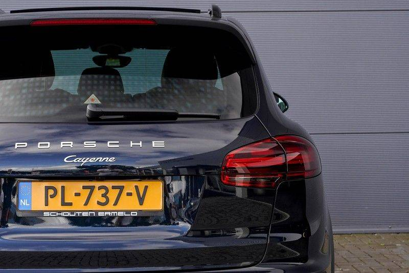 "Porsche Cayenne 3.0 D Pano Camera Led Luchtvering 21"" afbeelding 17"