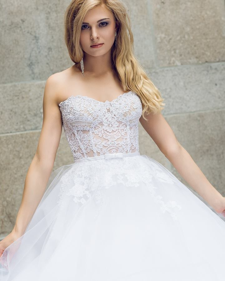 robe de mariee montreal sur mesure princesse