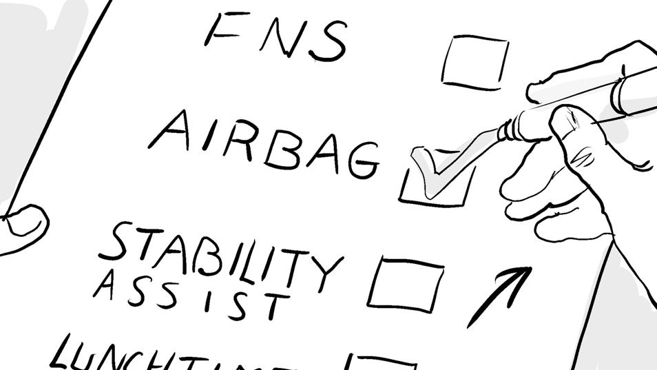 Toyota ECB Sponsorship airbag storyboard 07