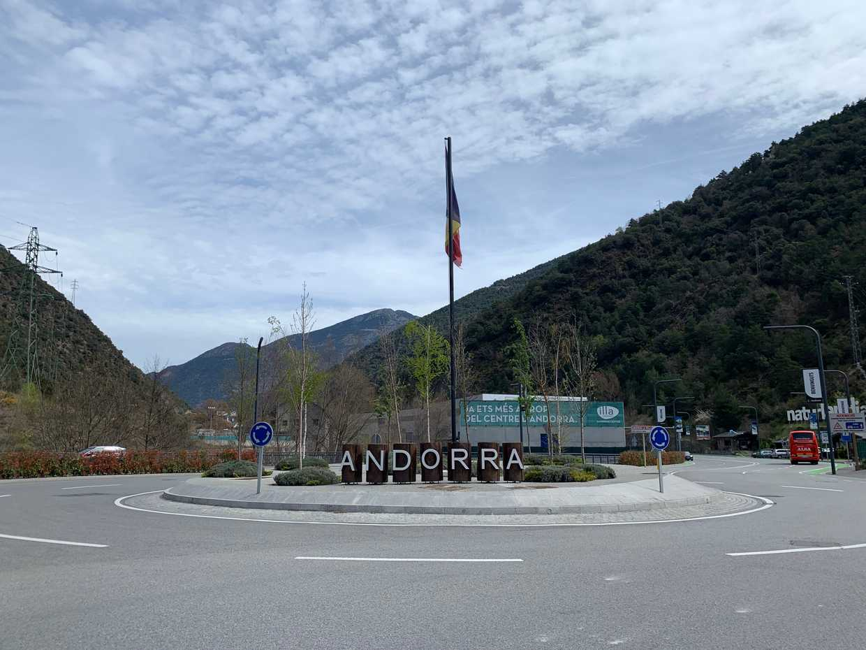 Andorra and the Minibus Hero cover image