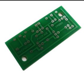 Circuits imprimés simple face