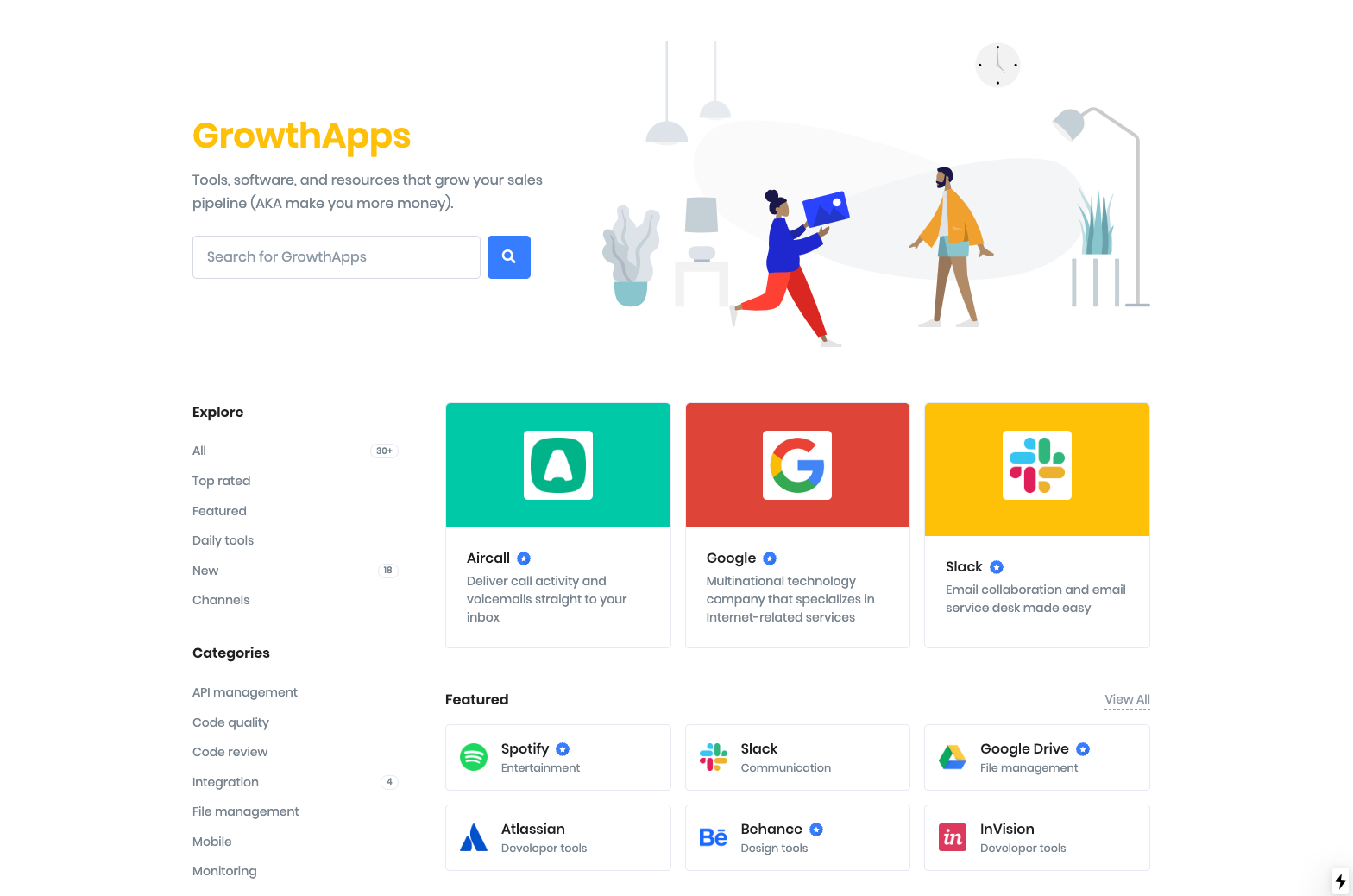 Growth Apps