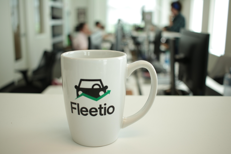 Fleetio mug