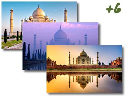 Taj Mahal theme pack