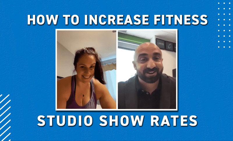 Increase Fitness Studio Show Rates With This Script