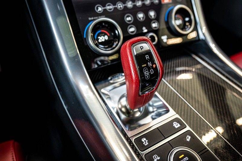 Land Rover Range Rover Sport P575 SVR | Panorama | Stoelkoeling | HUD | Carbon afbeelding 16