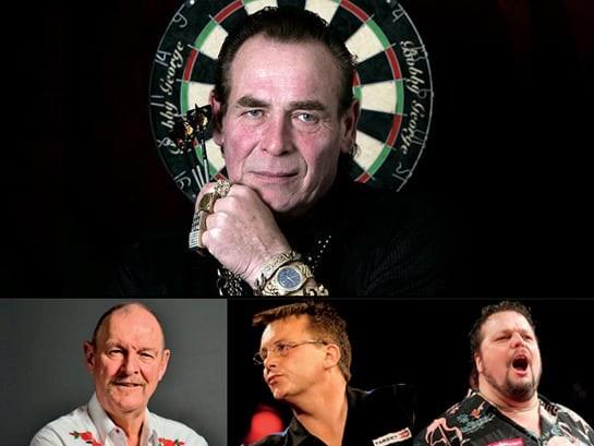 22nd September | Potters Classic Darts Break