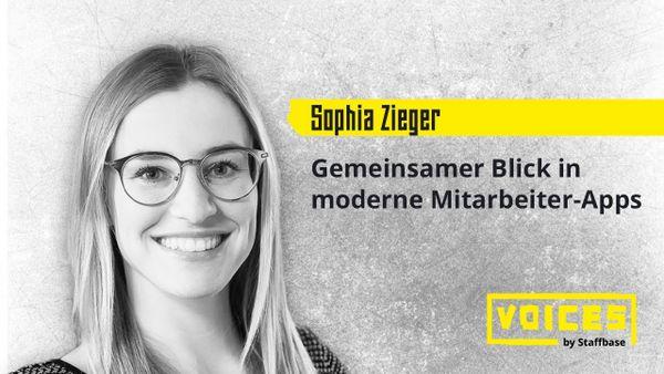 Sophia Zieger: Live-Check: Gemeinsamer Blick in moderne Mitarbeiter-Apps