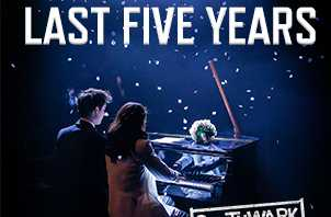 The Last Five Years - Southwark Playhouse