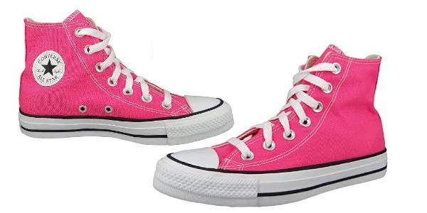 Zapatillas para chicas con rosas o estampados