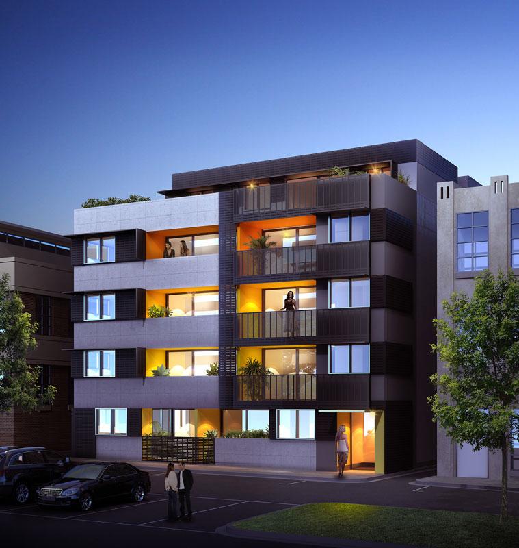 Mighty Apollo Apartments
