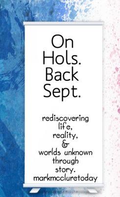 on holiday back september markmccluretoday