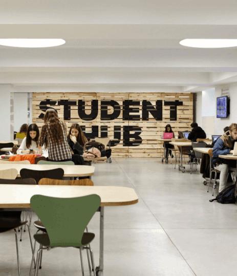 Descubre IE University