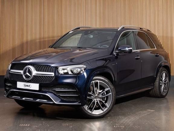 "Mercedes-Benz GLE 350 de 4MATIC AMG LINE, 22"", WIDESCREEN, PANO,"