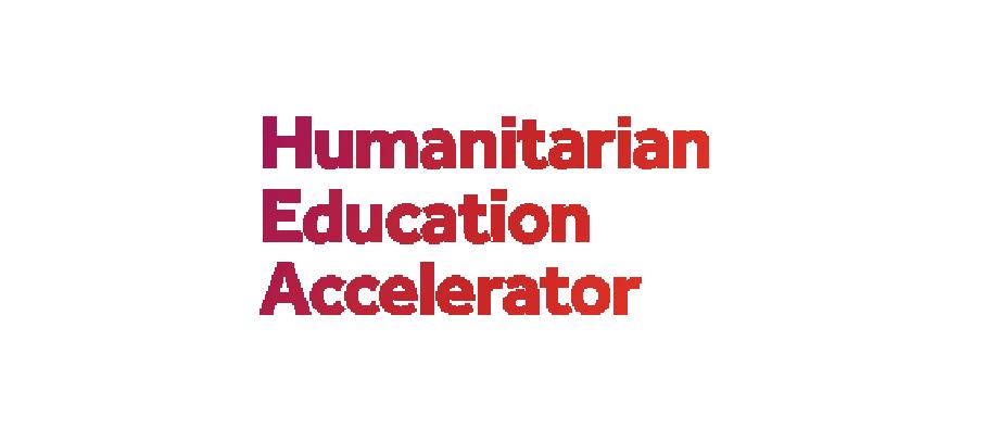 Humanitarian Education Accelerator logo