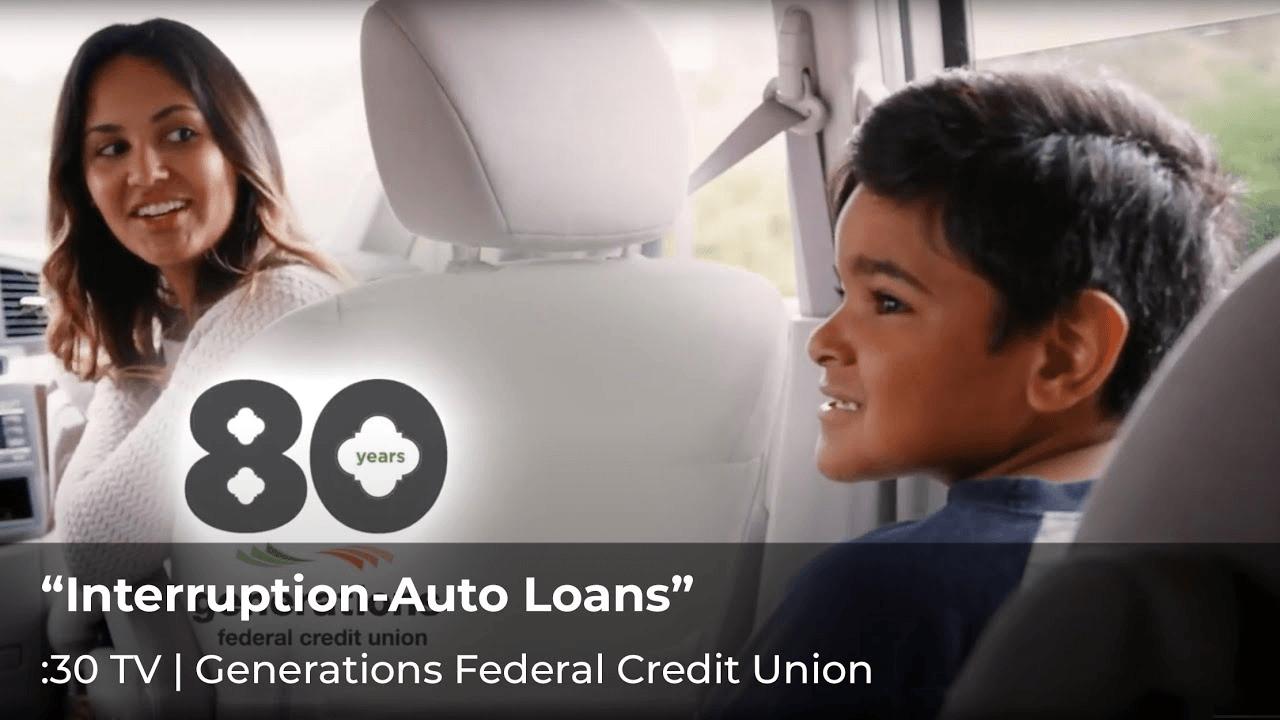 """Interruption-Auto Loans"""