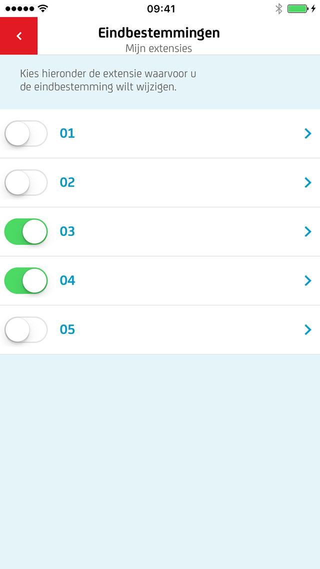 Als nummereigenaar heeft u bij de Belfabriek volledige controle over de schikbaarheid van uw medewerkers, zowel online als via onze mobiele app.