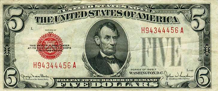 U.S. Note