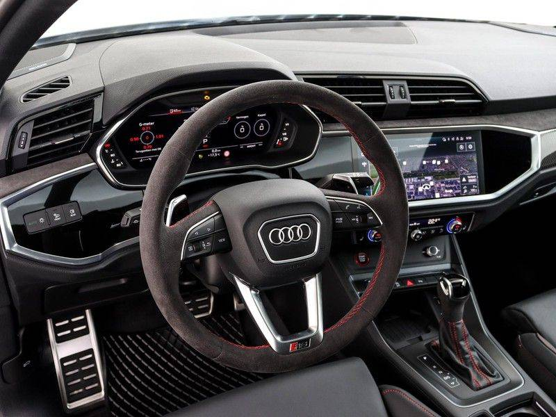 Audi Q3 Sportback TFSI RS 400 pk Pano.Dak   360 Camera   Carbon   Adapt. Cruise   Alcantara Sportstuur   Garantie tot 2026*   afbeelding 2