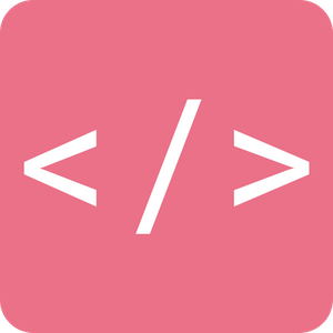 pink codewithbootcamps logo