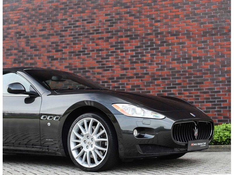 Maserati GranCabrio 4.7S *Grigio Maratta*Bose*Nieuwstaat!* afbeelding 9